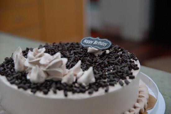 宝宝的蛋糕